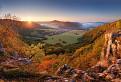 Ráno na Bukovinskej skale