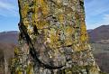 Vrcholové bralo Vráblikovej skaly.