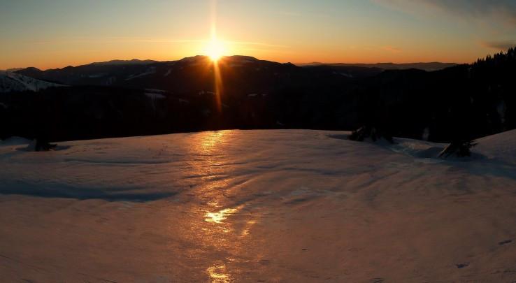 Slnko nad Prašivou