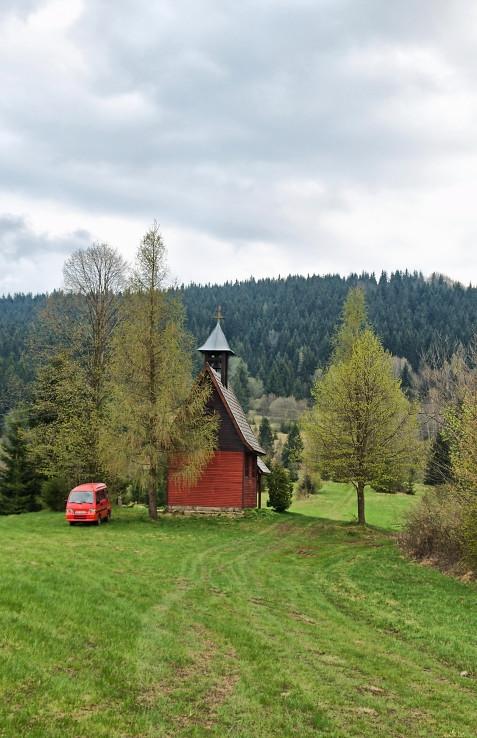 Kaplnka na Kršlisku