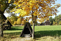 Jeseň na Orave