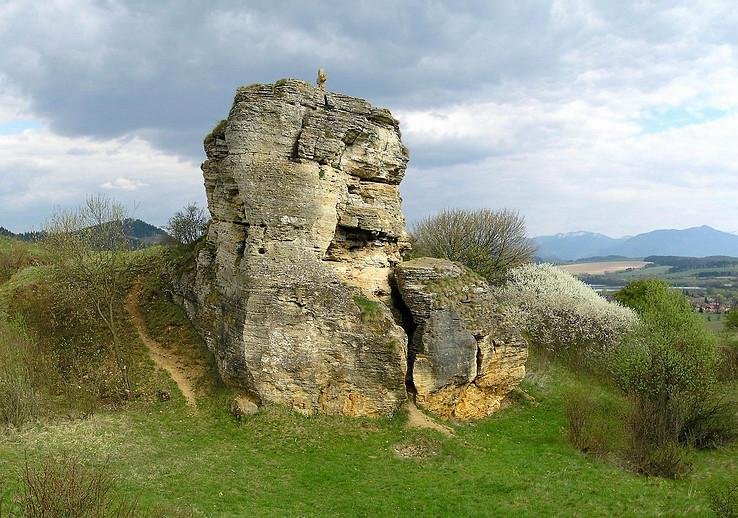 Bešeňovské travertíny II.