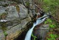 Nad vodopádom Ždiarneho potoka