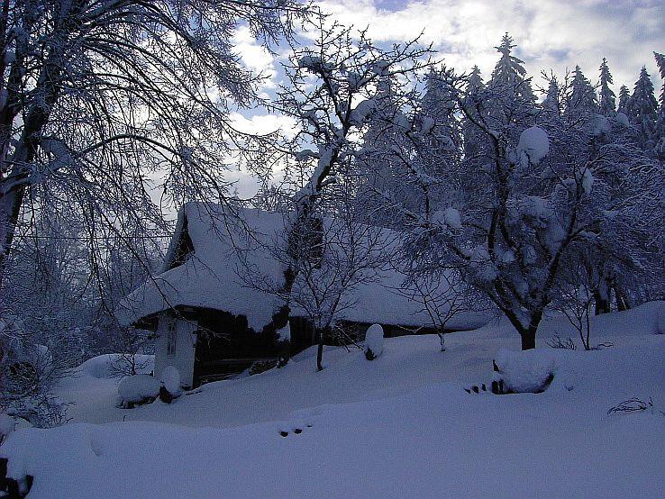 Zimné čaro Kysúc