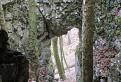Skalná brána pred jaskyňou Dvorana / 1.0000