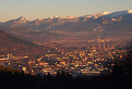 Mesto a hory