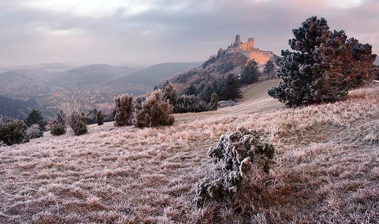 Čachtický hrad 2.