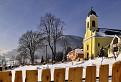Kostolík v Lúčkach / 1.1786