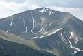 Bystrá ( 2248 m ) a Blyšť ( 2159 m ) v Západných Tatrách