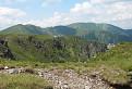 Výhľad z Nízkotatranskej Poľany na západ 2