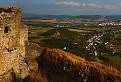Panorámka z Jasenovského hradu / 1.0385