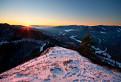 Západ slnka na Znieve... / 1.0000