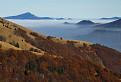 pohľad zo sedla pod vrcholom Novej hole