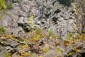 Andezitový amfiteáter pod Havraními skalami