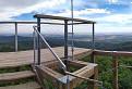 vrcholová plošina novej rozhľadne na Veľkej homoli / 1.0000