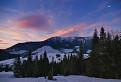 rano v Bachledovej doline