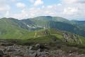 Výhľad z Nízkotatranskej Poľany na západ 1