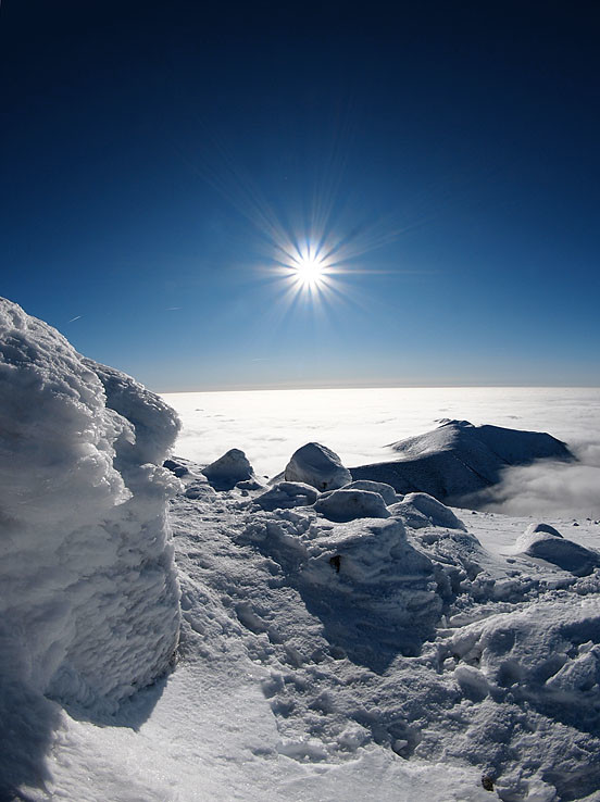 Fotka: Polostrov Gáple. - Nízke Tatry - foto 30203 | HIKING.SK