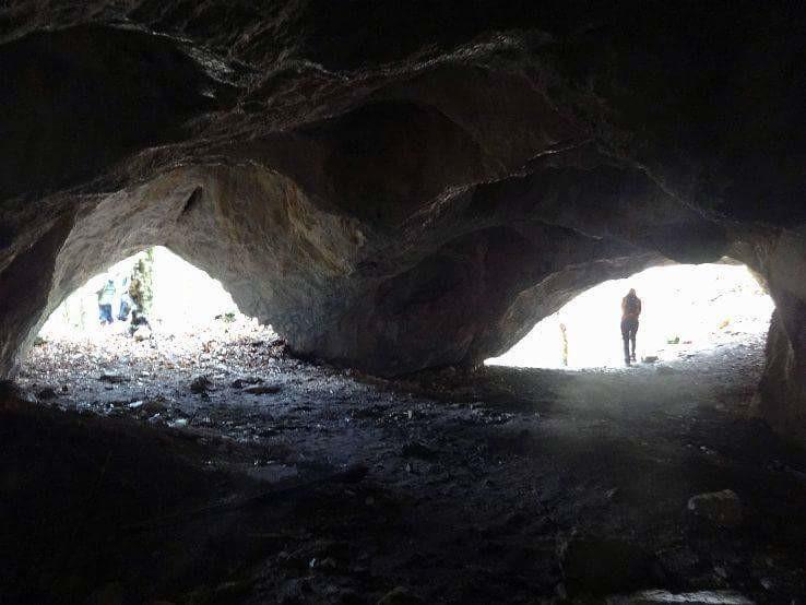 Zelena jaskyna II