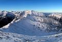 Zimná panoráma z Kasprovho vrchu I. / 1.0000