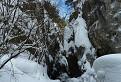 Prosiecka dolina v zime