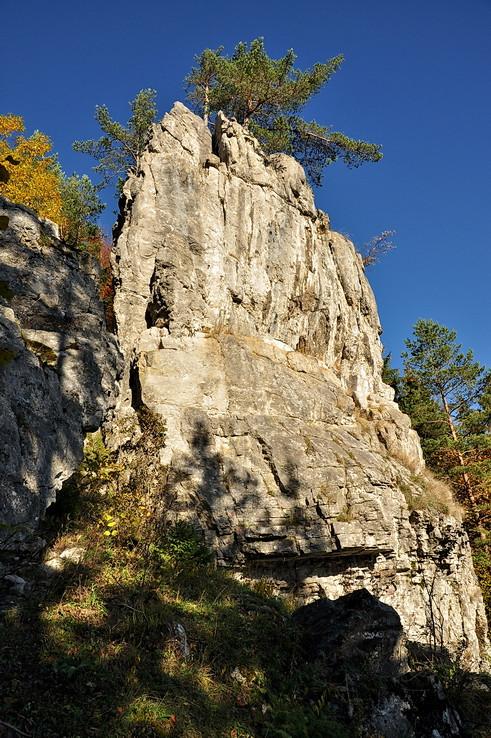 Krkavá skala