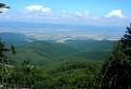 Údolie Váhu a Biele karpaty z Považského Inovca