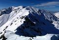 Zimným hrebeňom Červených vrchov IV. / 1.0400
