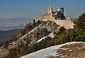 Čachtický hrad s Javorinou / 1.0000
