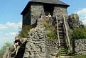 Veža hradu Salgó / bez hodnotenia