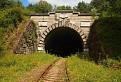 Tunel v Lupkovskom priesmyku. / 1.0345