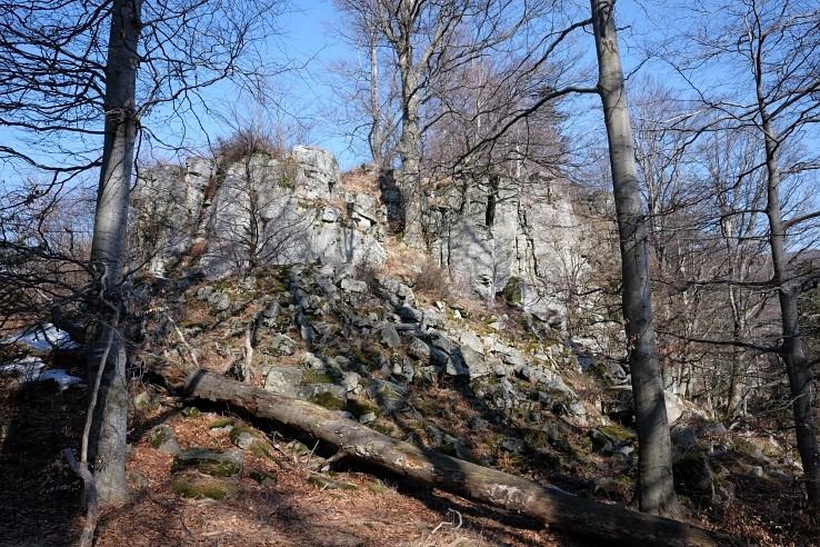Nad Bystričianskou dolinou