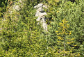 kamenná hlava - strážca jaskyne