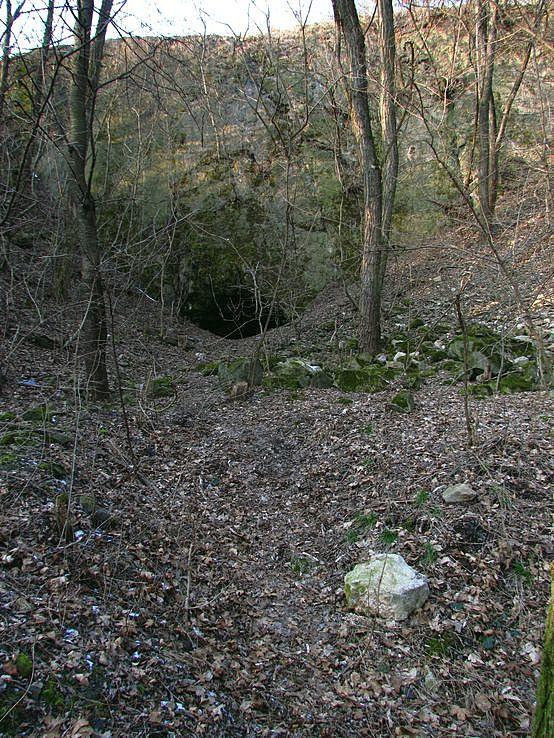 Čertova jaskyňa