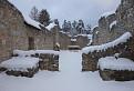 Zima ako v kostole