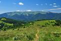 Majerova skala, Krížna, Frčkov, Ostredok, Suchý vrch