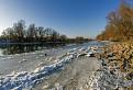 Zamrznuty breh Moravy / 1.0000