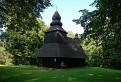 Gréckokatolícky drevený chrám Prenesenia ostatkov sv. Mikuláša