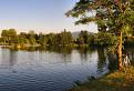Podvečer pri rybníku / 1.0526