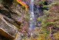 Vodopád na Havraních skalách