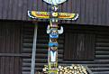 Totem na T.O.Čierna labuť