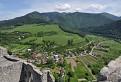 Pohľad z hradu Strečno ku Malej Fatre / 1.0000