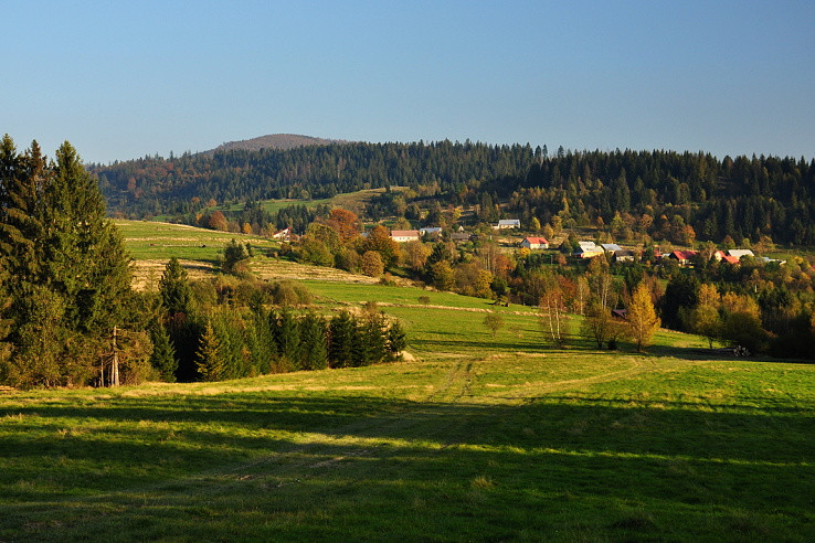 Jeseň u Švancárov