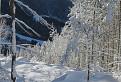 Snehové kôpky