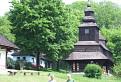 Drevený kostolík z Novej Sedlice / 2.7000