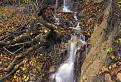 Vodopádik v Prejtskej doline