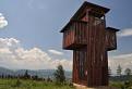 Rozhľadňa na Svederníckom vrchu v Nízkych Javorníkoch  / 1.0667