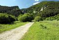 nástup do Prosieckej doliny / 1.0909