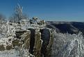 výhľadovka smerom na východ zo Sninského kameňa