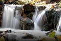 Vodopádik na Strážovskom potoku pod Strážovom / 1.4091